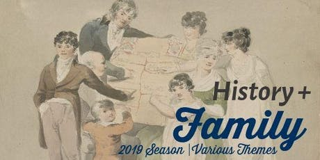 History + Family: Discover the Trades tickets