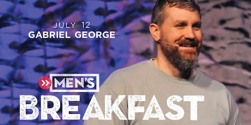 COTM Men's Breakfast with Gabriel George