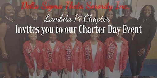 Lambda Pi 45th Charter Day Celebration
