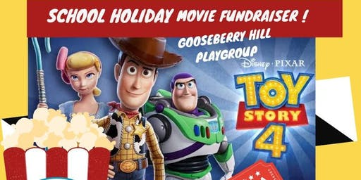 Gooseberry Hill Playgroup Holiday Movie Fundraiser Toy Story 4