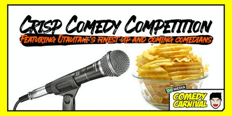 Crisp Comedy Competition Heat #1 tickets