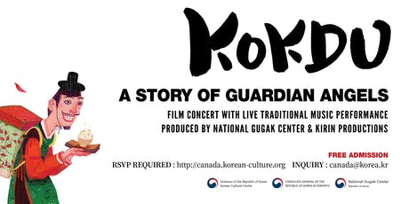 Kokdu: A Story of Guardian Angels tickets