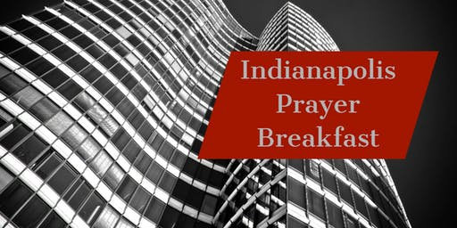 2019 Indianapolis Prayer Breakfast Sponsorship Page