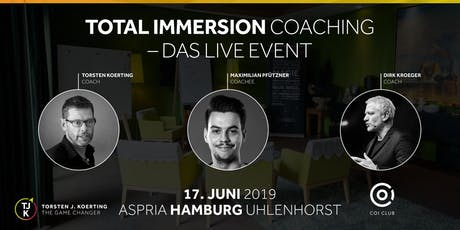Total Immersion Coaching - Das LIVE Event  Tickets