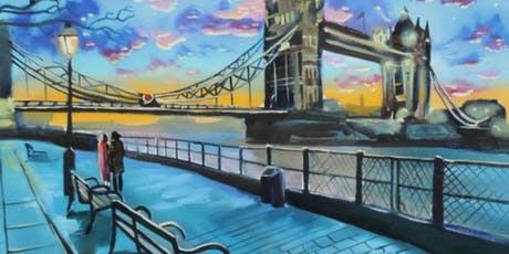 Paint London! Canary Wharf, Friday 2 August tickets