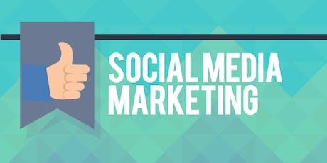 Corso di Social Media Marketing Base - luglio 2019 biglietti
