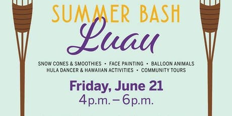 """The Longest Day"" Summer Luau tickets"