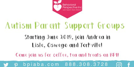 Autism Parent Support Groups in Oswego IL tickets