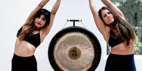 Bikram Yoga Masterclass and Gong Bath tickets