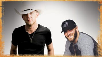 Justin Moore and Josh Phillips