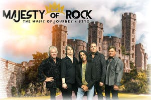 "Majesty of Rock:""The Music of Journey & Styx"""