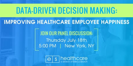Data-Driven Decision Making: Improving Healthcare Employee Happiness tickets