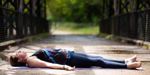 Restorative Yoga with doTERRA Essential Oils