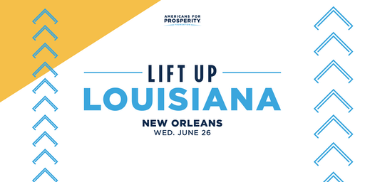 AFPF-LA: New Orleans Lift Up Louisiana Criminal Justice Reform Tour Stop #1