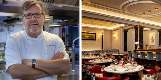 The Stafford London Guest Chef Series - Nigel Haworth at The Game Bird