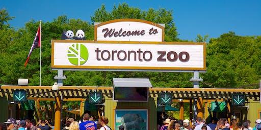 BioZone Summer Retreat: Toronto Zoo!