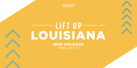 AFPF-LA: New Orleans Lift Up Louisiana Criminal Justice Reform Tour Stop #2 tickets