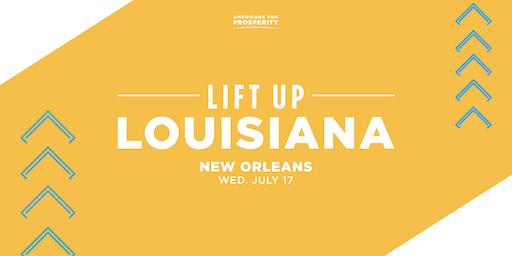 AFPF-LA: New Orleans Lift Up Louisiana Criminal Justice Reform Tour Stop #2