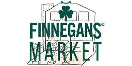 FINNEGANS Courtyard Market Volunteers tickets