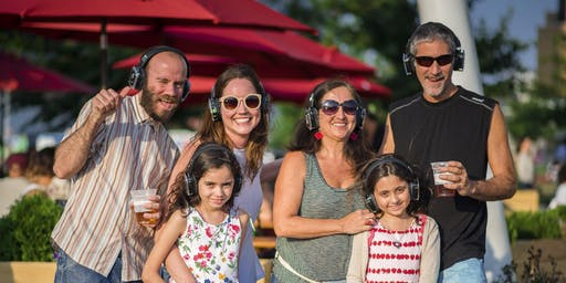 FREE Sunset Silent Disco with HPPC and Councilman Jimmy Van Bramer!