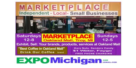 Small Business MARKETPLACE, Saturdays 12-8pm tickets