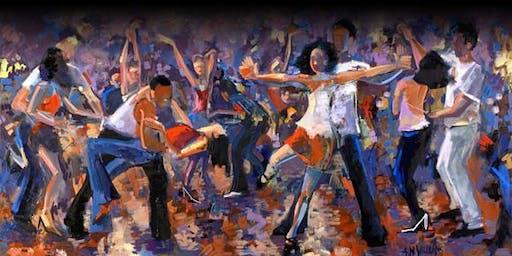 ClubFitness Greensboro Bachata Dance Social