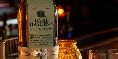 Basil Hayden's Whiskey Tasting & Cheese Pairing