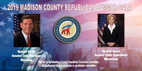 Madison County Republican Party Summer Gala tickets