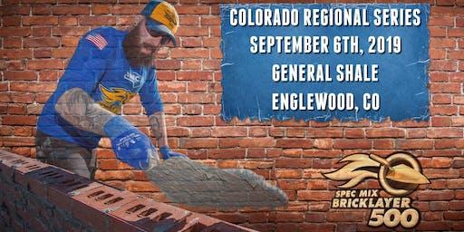 SPEC MIX BRICKLAYER 500® Colorado Regional Series