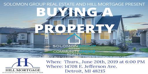Detroit Home Buying Seminar