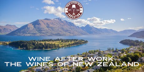 Wine After Work: Wines of New Zealand tickets
