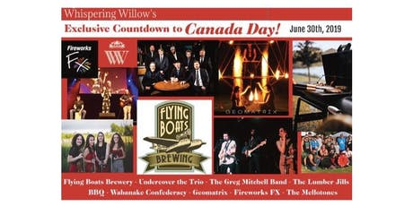 Exclusive Countdown to Canada Day Celebration! tickets