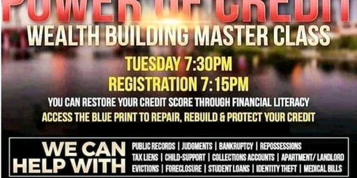 DETROIT POWER OF CREDIT