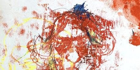 [oficina de férias] Monotipia: entre a pintura, a gravura e o desenho, com Ana Calzavara ingressos