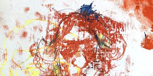 [oficina de férias] Monotipia: entre a pintura, a gravura e o desenho, com Ana Calzavara