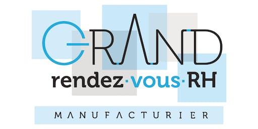 Grand rendez-vous RH manufacturier 2019