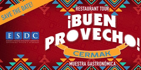 Buen Provecho: Taste of Cermak tickets