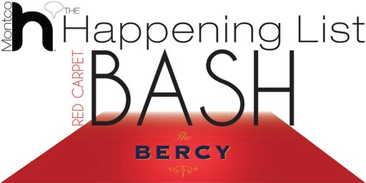 2019 Montco Happening Red Carpet Bash