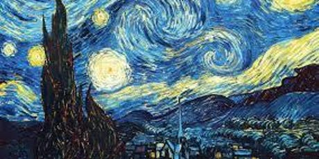 Paint Starry Night! Moorgate, Tuesday 13 August tickets
