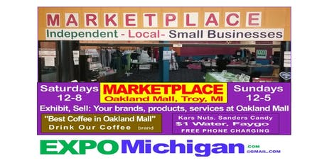 Small Business MARKETPLACE, Sundays 12am-5pm tickets