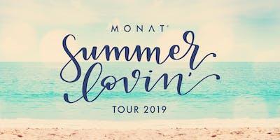 MONAT Summer Lovin' Tour - Newport News, VA