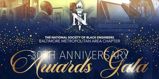 National Society of Black Engineers Baltimore 30th Anniversary Awards Gala