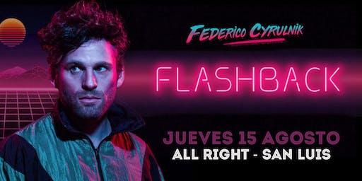 Federico Cyrulnik - Flashback en San Luis