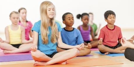 "Autism Ontario - ""Yogatastic4Kids"" Adaptive Family Yoga Program - Hamilton  tickets"