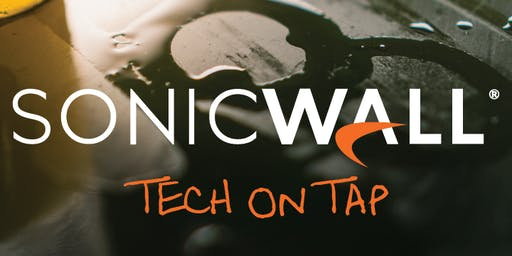 SonicWALL presents: Tech on Tap - Boca Raton