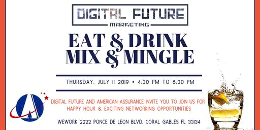 Eat & Drink - Mix & Mingle-
