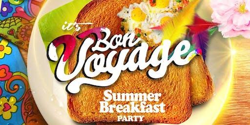 BON VOYAGE Summer Breakfast Party New York Edition