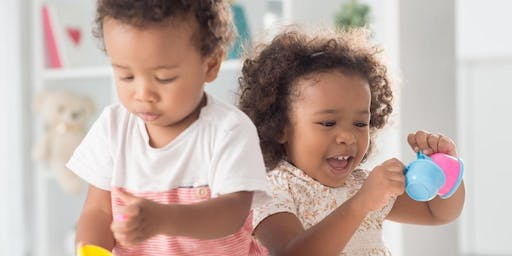 Knowing the Ages & Stages of Child Development (Leicestershire)