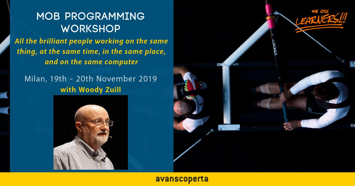 Mob Programming Workshop