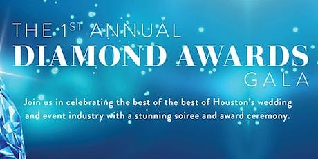 Modern Luxury Weddings Houston 2019 Diamond Awards Gala tickets